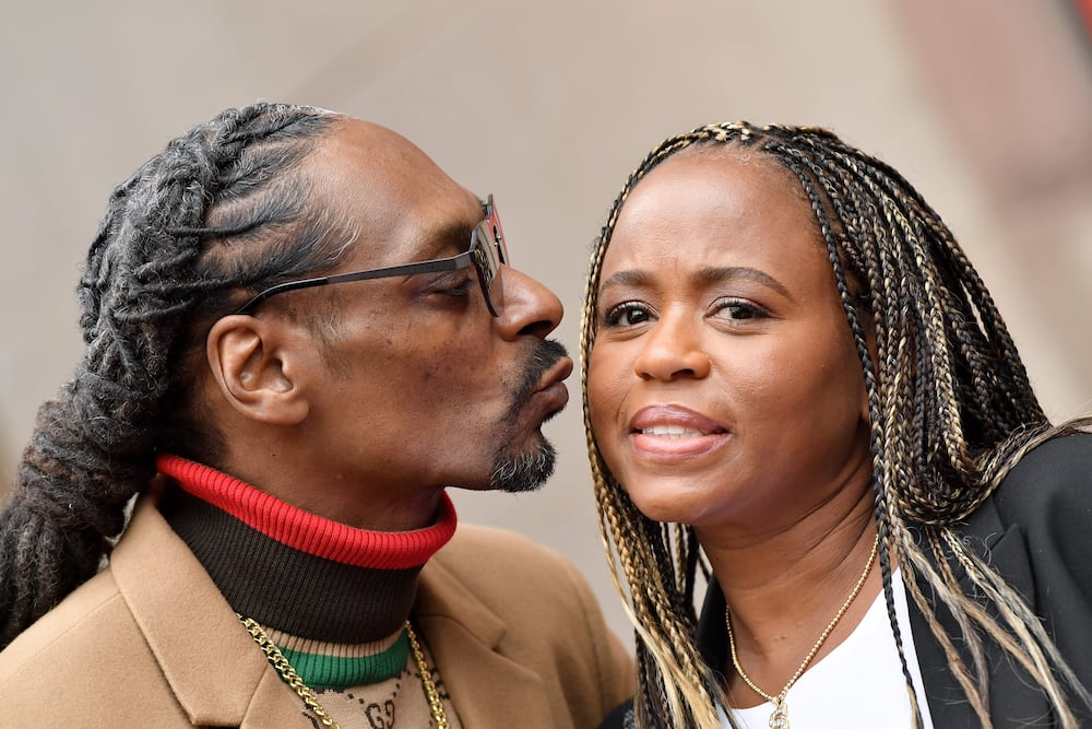 Snoop Dogg married