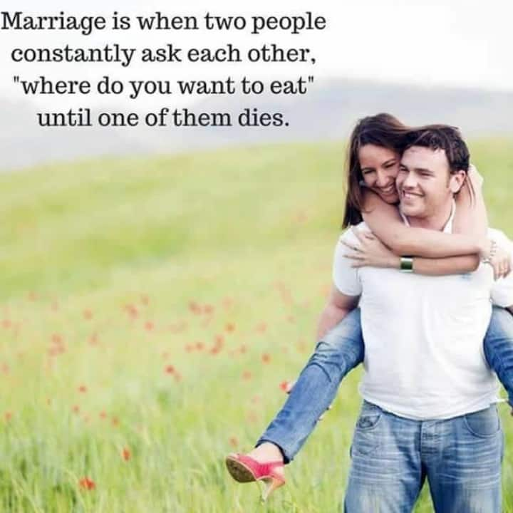 Funny marriage memes