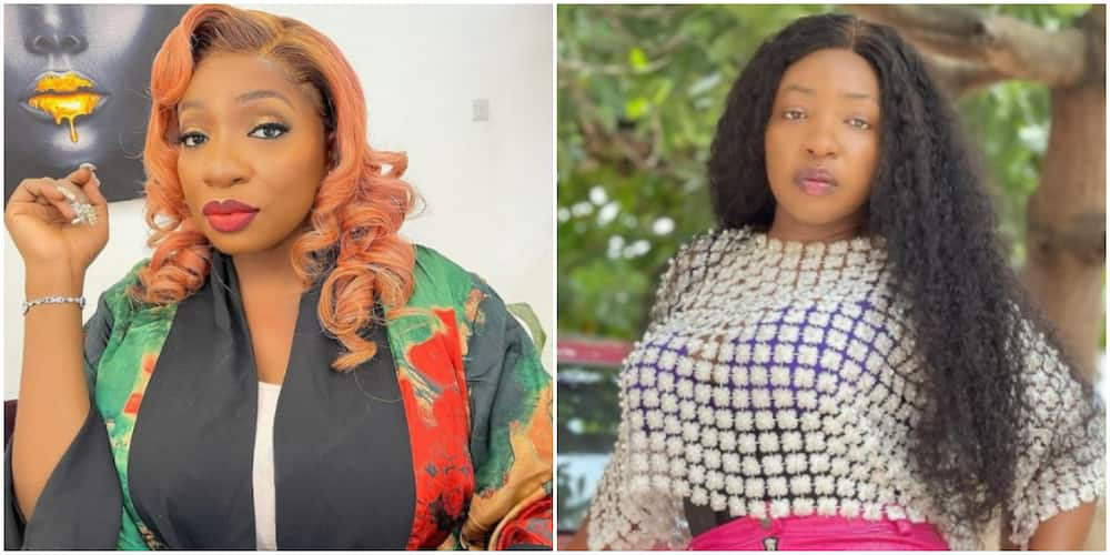 Your Dirty Competition is too Much: Actress Anita Joseph Blasts Nollywood Actresses from the East
