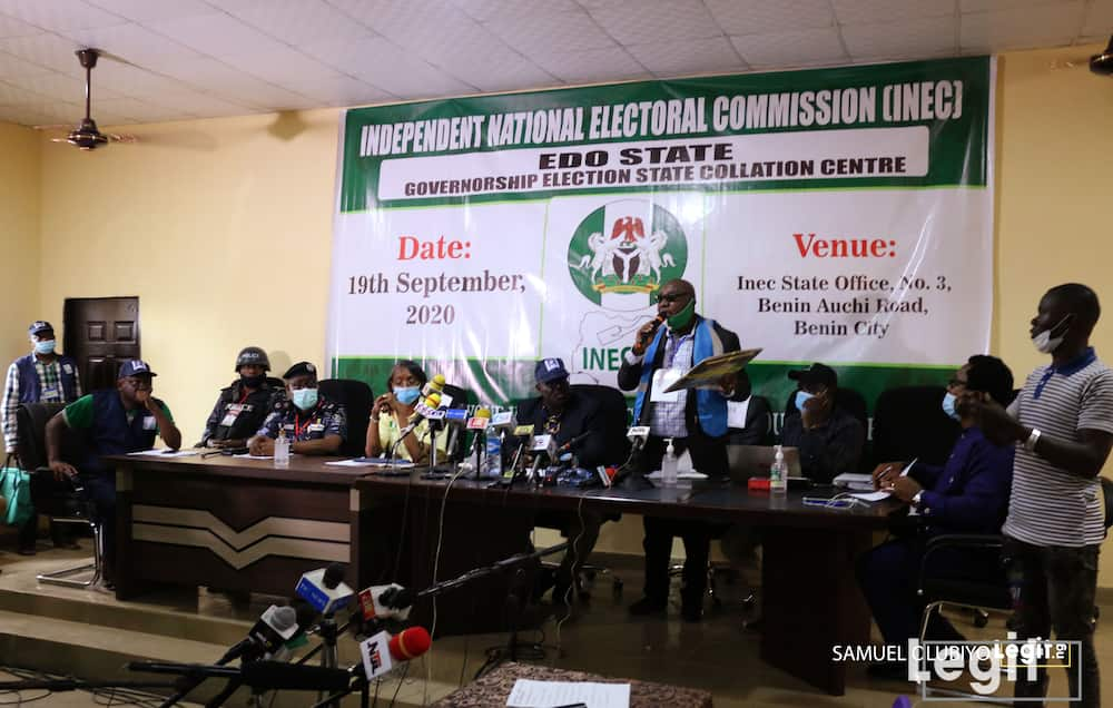 Edo election: APC rejects results, alleges foul play