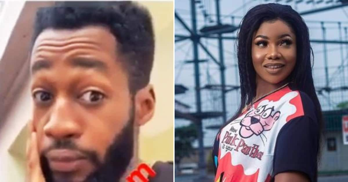 BBNaija 2019: Nigerians man condemns Tacha in viral video, many react