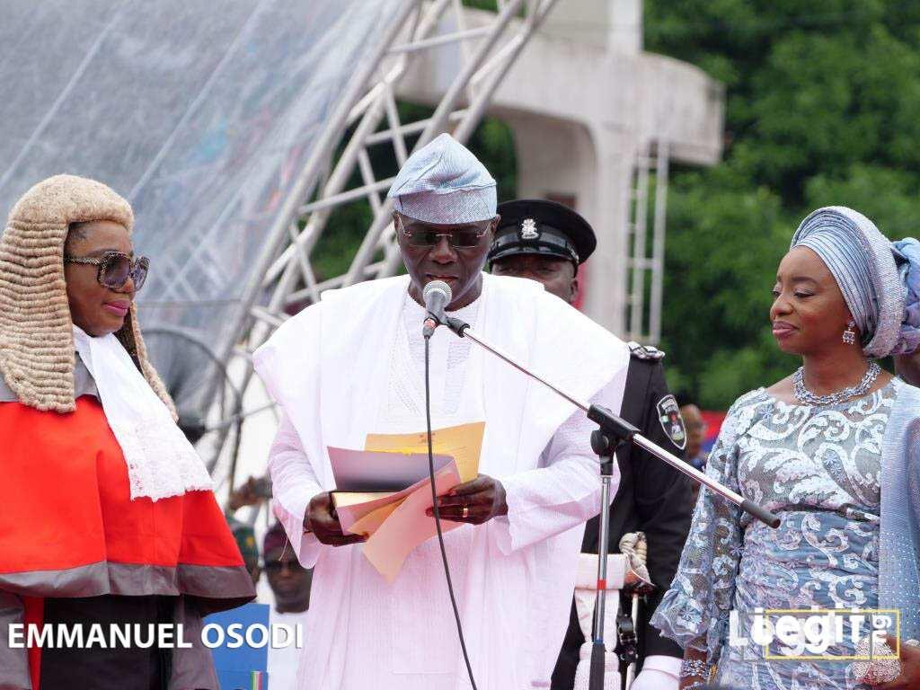 Tribunal affirms Sanwo-Olu's victory, dismisses LP, AD's petitions - Legit.ng