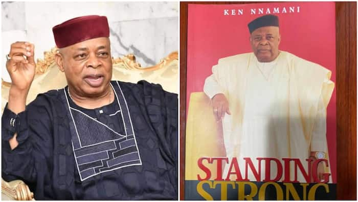 How we killed Obasanjo's 3rd term, ex-Senate president Nnamani reveals, Buhari reacts