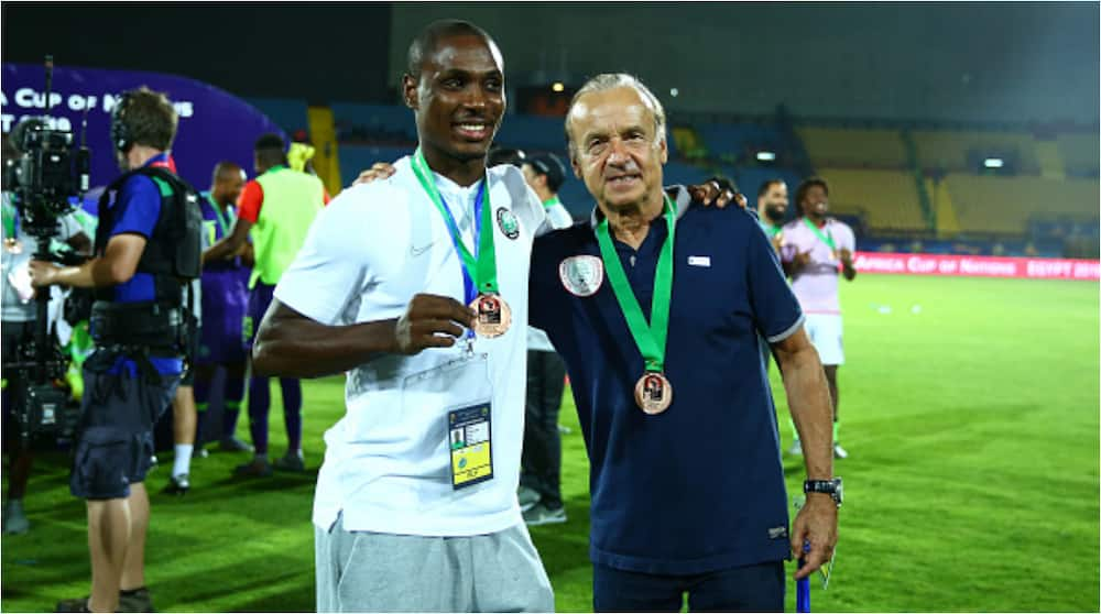 Gernot Rohr: Record shows Franco-German tactician has managed 29 wins in 51 games for Nigeria