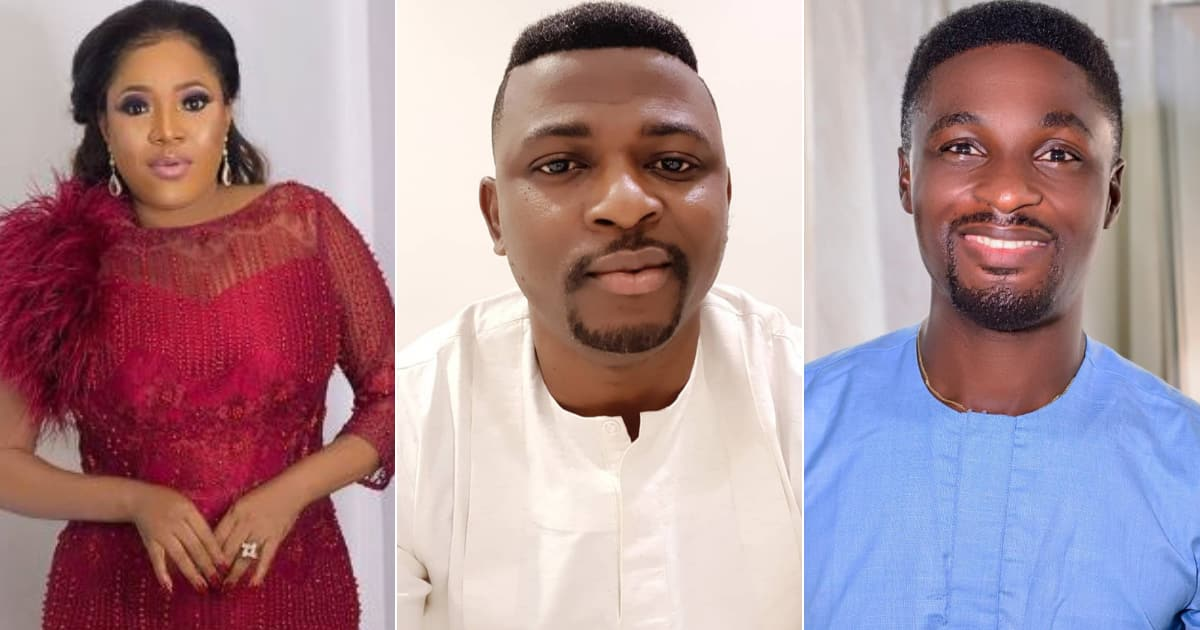 Image result for Toyin Abraham's manager slams Adeniyi Johnson over divorce papers
