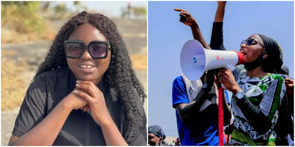Young lady says men are not the head of the house, women are breadwinners of the family, Nigerians reacts