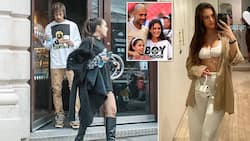 EPL star who rejected Nigeria for England rumoured to be dating Guardiola's daughter as they go on lunch date