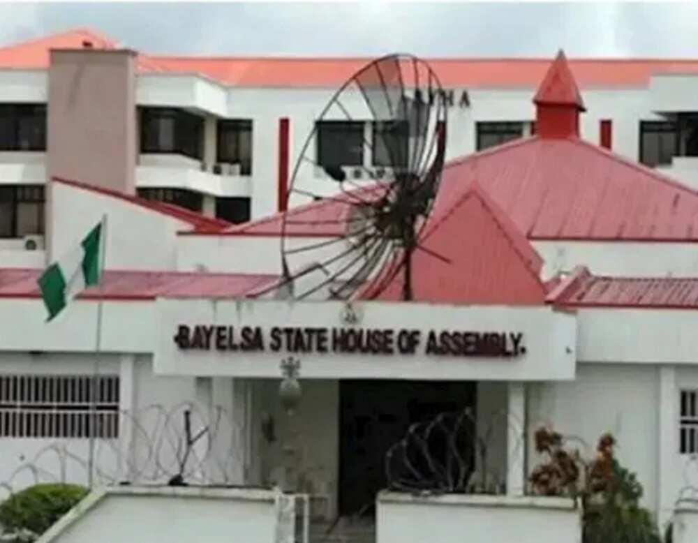 Bayelsa assembly elects new speaker, deputy