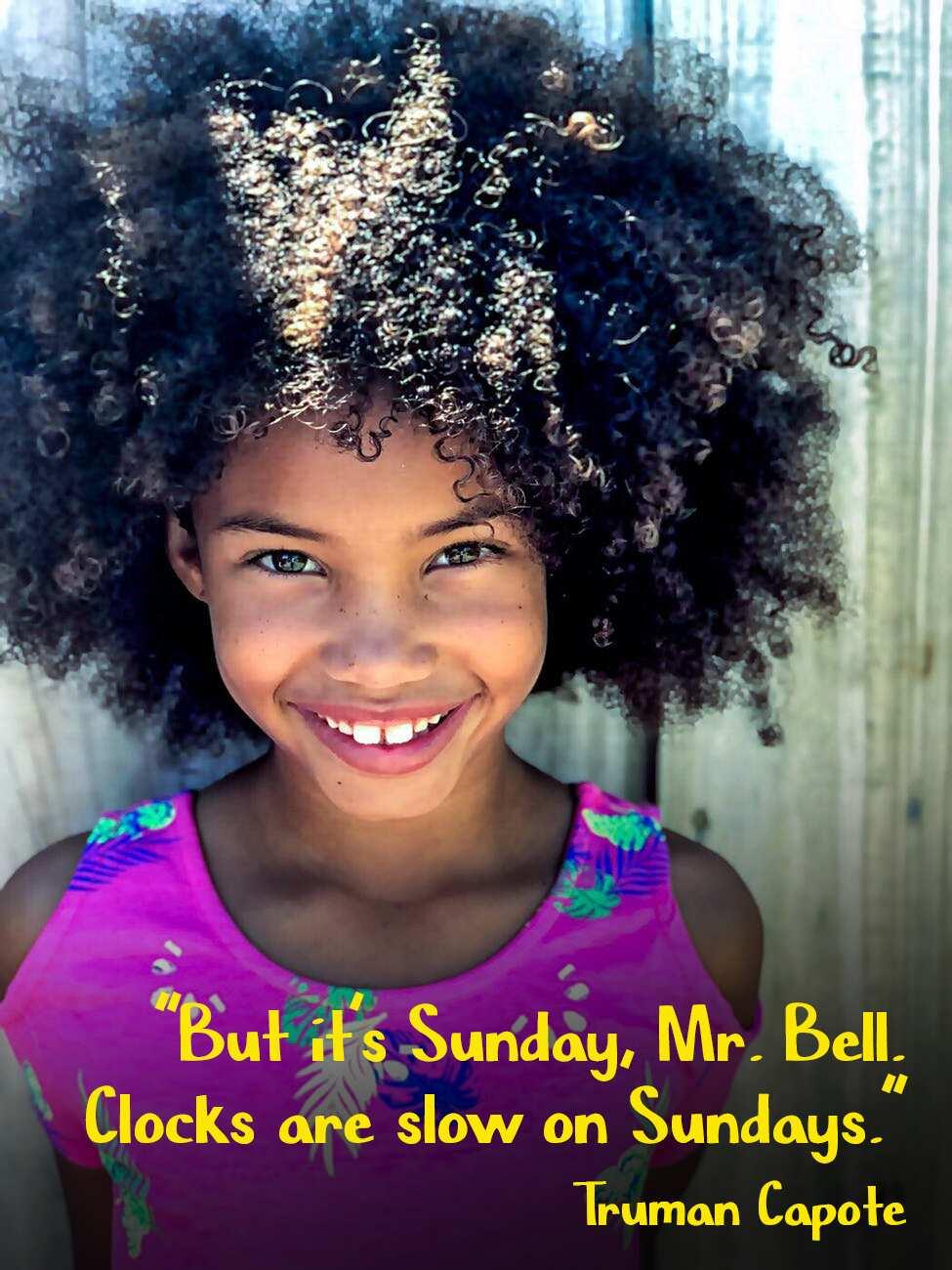 Sunday inspirational quote