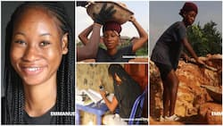 I'm now a celebrity - Urgent N2k lady says in new video interview, talks about her scholarship from FG