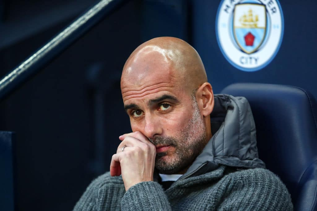 Pep Guardiola sends urgent and big words to Liverpool after defeat against Norwich