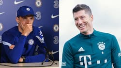 Jubilation at Stamford Bridge as Chelsea make contact with Bayern Munich over summer move for superstar
