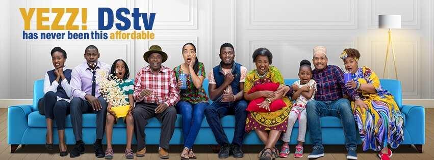 DStv Family channels 2019