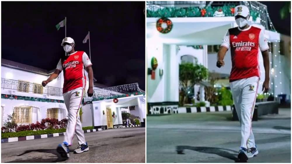 Sanwo-Olu: Nigerian governors doing sports and physical exercise