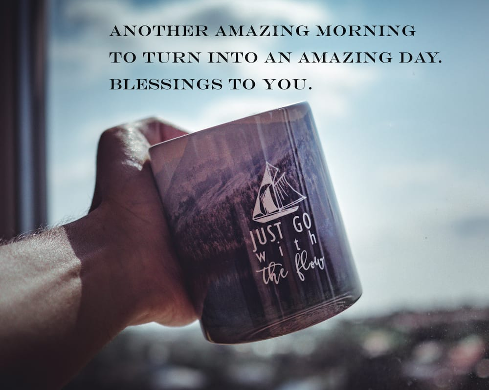 Wonderful Good Morning Blessings For Every Single Day Of The Week