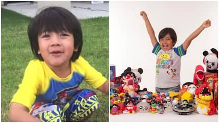 7-year-old American boy emerges highest paid Youtuber of 2018, earns N7billion (photos, video)