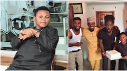 Checkout lovely photos and videos from actor Osita Iheme's surprise birthday party
