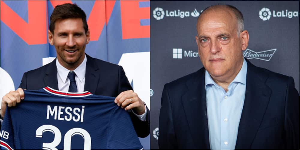 La Liga President Finally Opens Up After Messi's Departure, Reveals Why He Stood His Ground