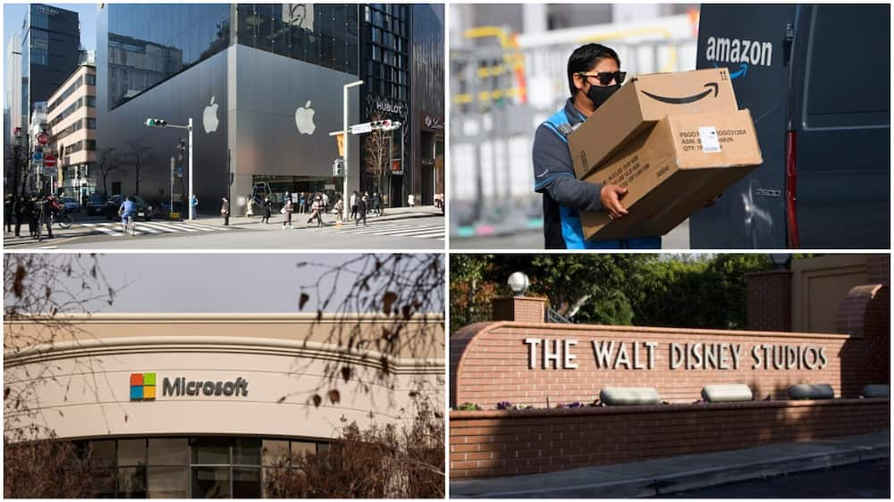 Top 10: Apple and 9 other world's most admired companies in 2021