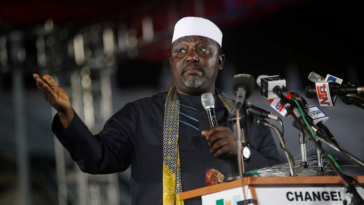 Okorocha tells supporters in Imo state to resist attacks - Legit.ng