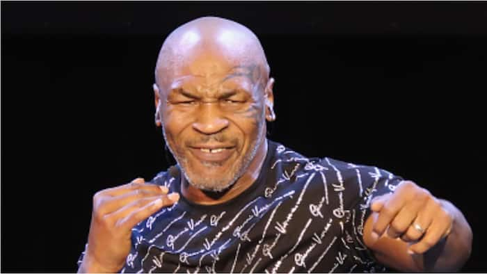 Boxing legend Mike Tyson used to beat up kids of his age when he was 12 and went on to fight their fathers