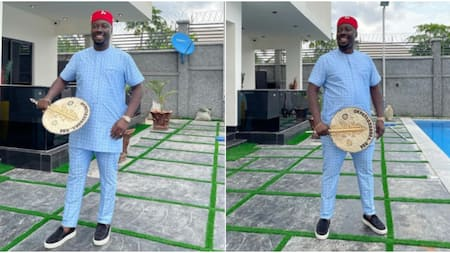 You have to work for your own soap: Obi Cubana says as he shares success tips in inspiring video
