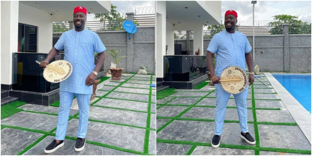 Obi Cubana has given success tips to Nigerians