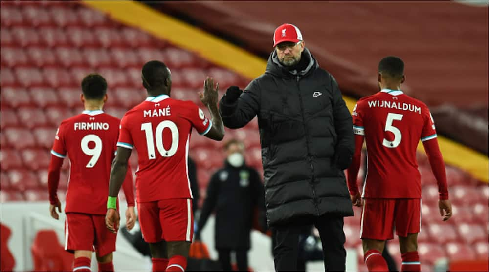 Fans breakdown in tears as Liverpool suffer 1st home loss in 68 games, go 4 games without a goal for 1st time in 21 years