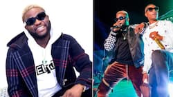 Wizkid is the greatest of all time - Famous Nigerian singer declares