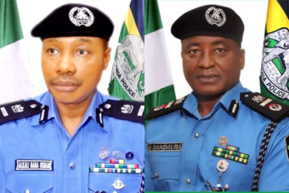 IGP Adamu redeploys DIG, AIG to new departments