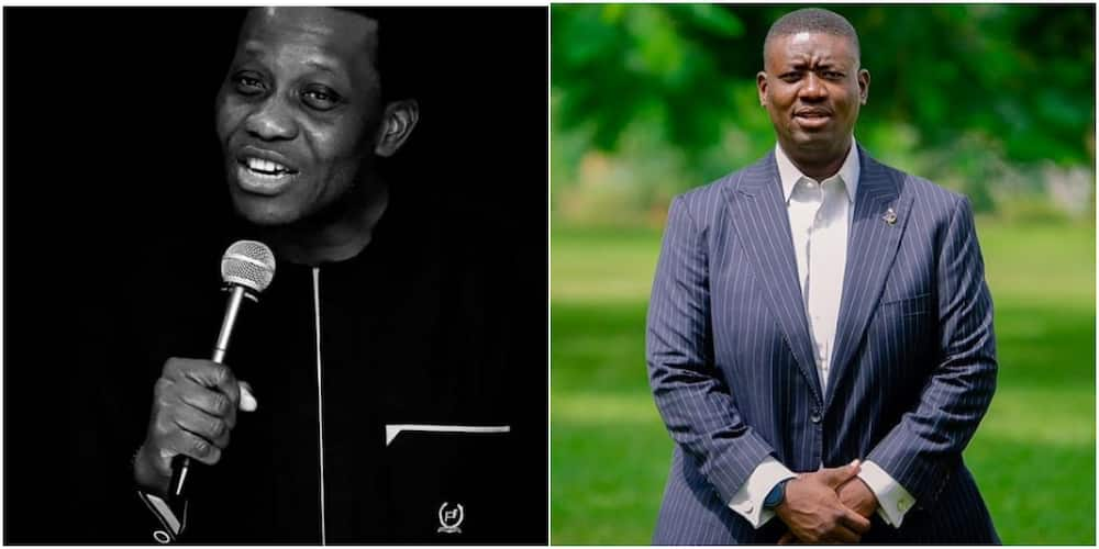 Your fist was still clenched like you were holding a mic: Leke Adeboye pens tribute to late brother
