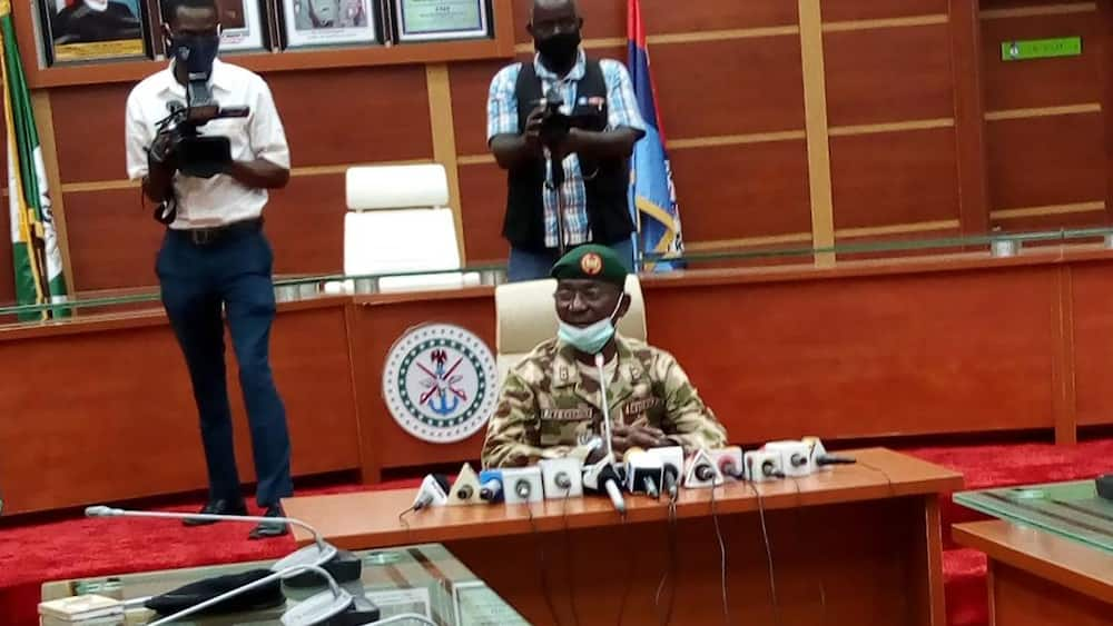 Kankara schoolboys: Nigerian military promises safe rescue of victims