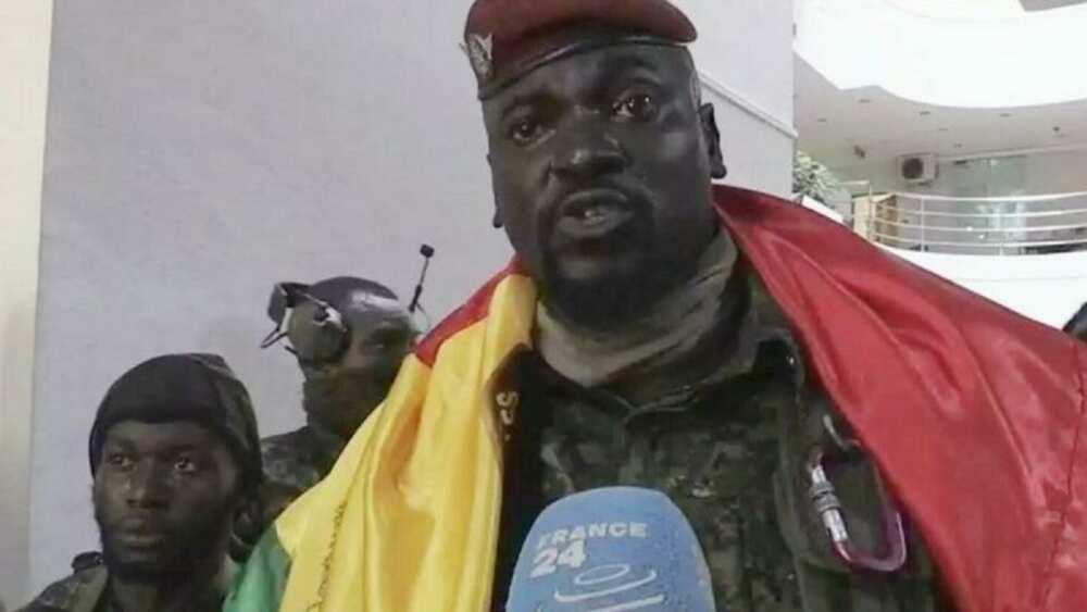 Mamady Doumbouya: Waye zakakurin sojan da ya jagoranci juyin mulki a Guinea?