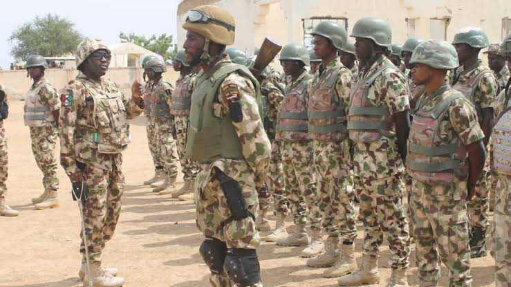 Sojoji Sun Yi Luguden Wuta Ta Sama da Ƙasa Kan Yan Boko Haram