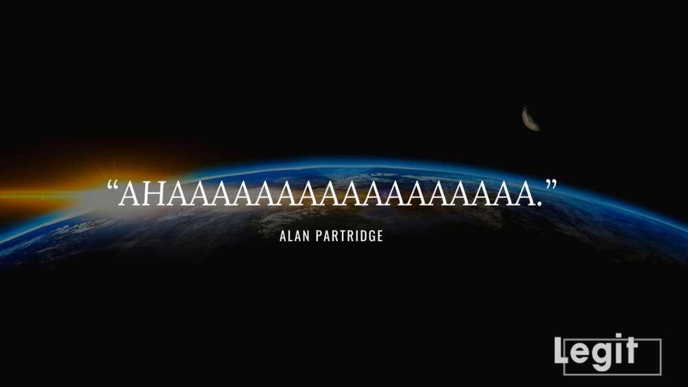 Alan Partridge catchphrase