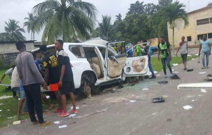 EndSARS: Police arrest 144 suspected looters in Kwara, 80 in Calabar as manhunt begins