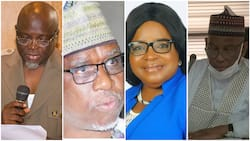 List of 4 senior government officials Buhari reappointed for second term