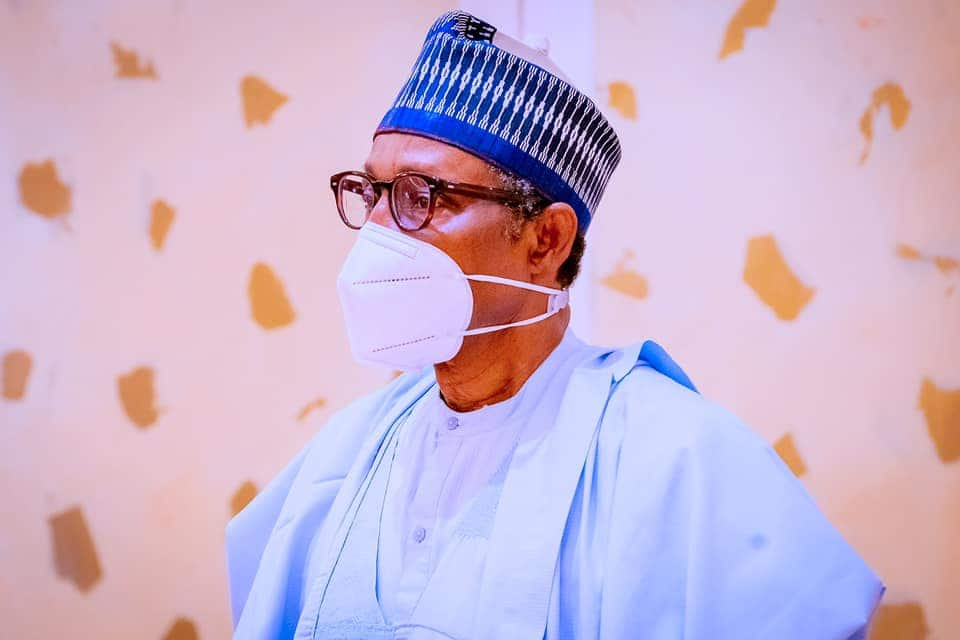COVID-19: Presidency disclosed date when President Buhari will end isolation