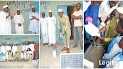 Corps member organizes skill acquisition training on use of autoCAD for 100 students (photos)