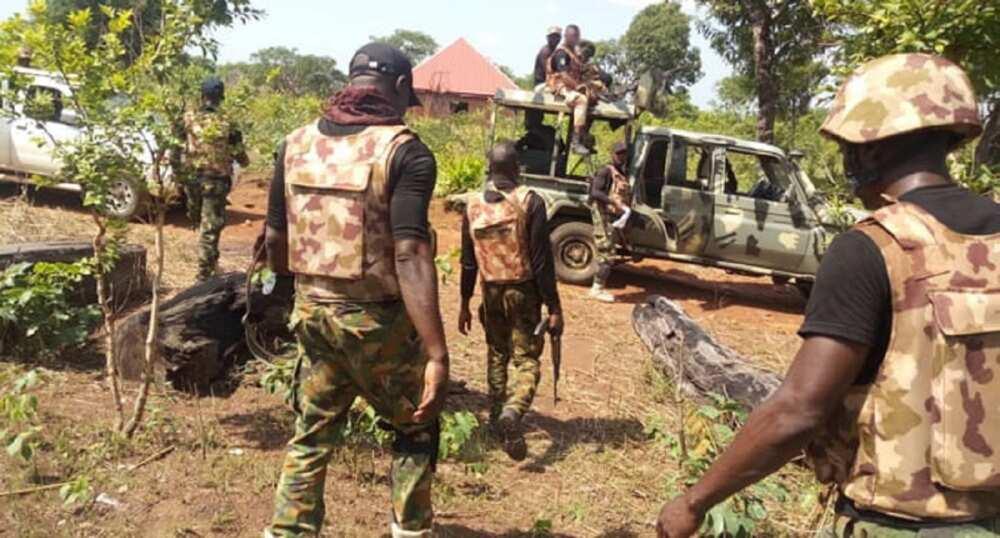 Sojoji 4 sun sheka lahira, 1 ya jigata yayin arangama da 'yan ISWAP a Borno