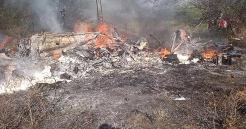 Kenyan military helicopter crash: KDF confirms fatalities