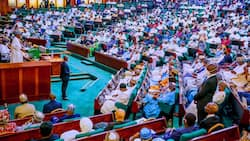 2022 budget: Buhari lists 5 major areas Nigeria's loans will be focused on