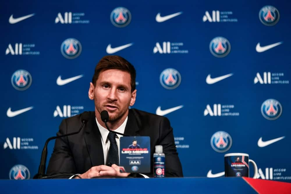 Lionel Messi will 'prioritise playing for Argentina OVER PSG