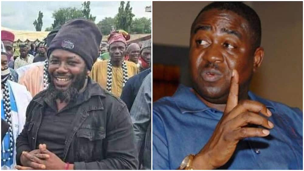 Suswam condemns Gana's killing, says army didn't learn from Boko Haram founder's murder