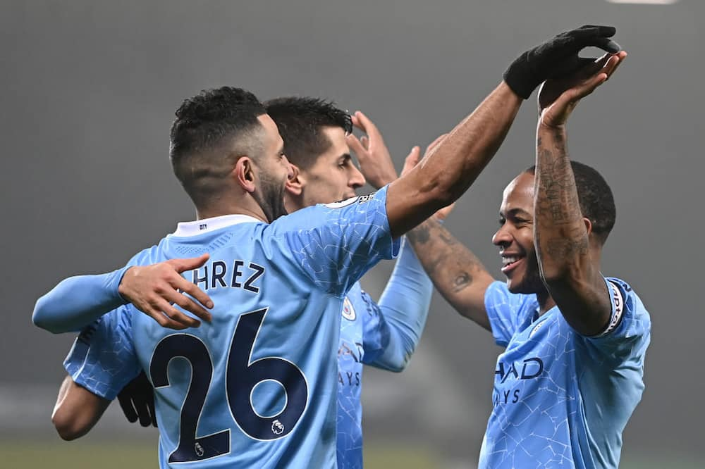 Manchester City demolish Premier League rivals and rise to the summit of the table