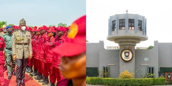 Akolade Gbadebo: Amotekun reportedly kills UI student as protest rocks Ibadan