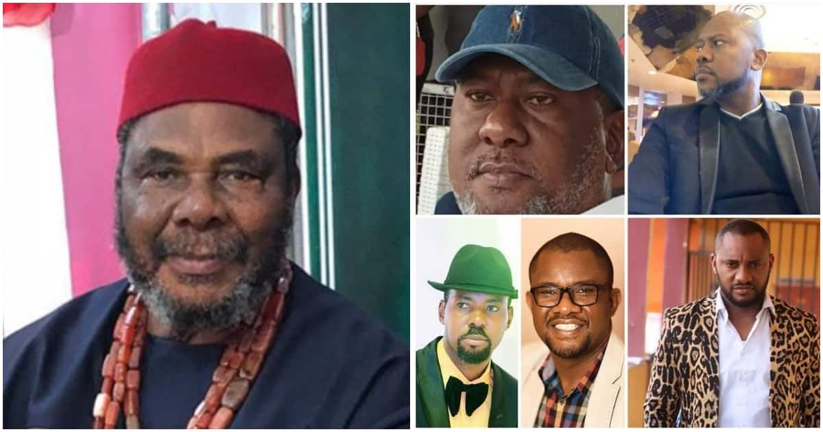 Father's Day: Yul Edochie speaks on being the last son of actor Pete Edochie