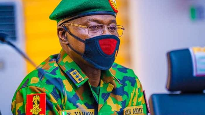 Goronyo Killings: Bandits in trouble as Army chief storms Sokoto, urges troops to redouble efforts