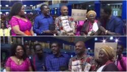 Prophet Jeremiah Fufeyin blesses ailing Nollywood actor Leo Mezie N3 million for transplant