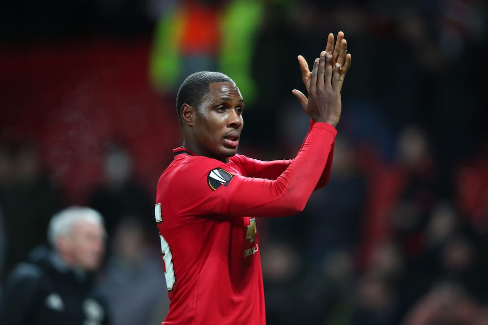Odion Ighalo: Peter Schmeichel says Nigerian is a blessing for Man United